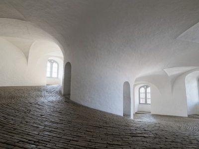Verputzte Gewölbe Wände Maler-Moenkedieck