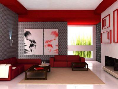 Wände tapezieren und gestalten Maler-Moenkedieck