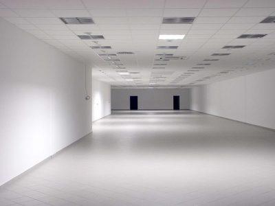 Industrie Hallen streichen Maler-Moenkedieck